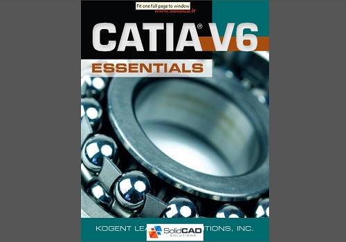 دانلود کتاب catia v6 essentials دانلود کتاب catia v6 essentials 272 catia v6 www