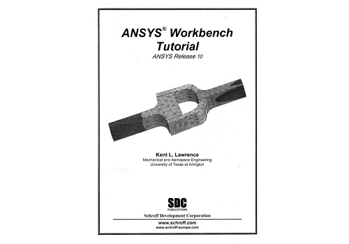 دانلود کتاب ansys workbench tutorial release 10 دانلود کتاب ANSYS Workbench Tutorial Release 10 274 ansys www